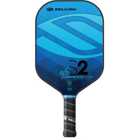 Selkirk 2021 Amped S2 Lightweight Blue A1