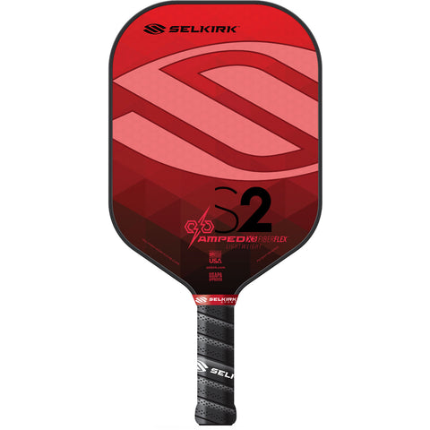 Selkirk 2021 Amped S2 Lightweight Red A1