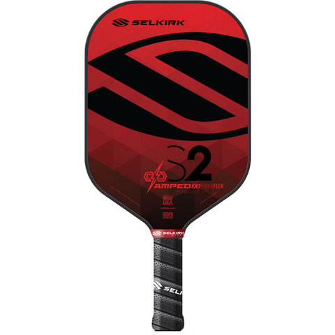 Selkirk 2021 Amped S2 Midweight Red A1