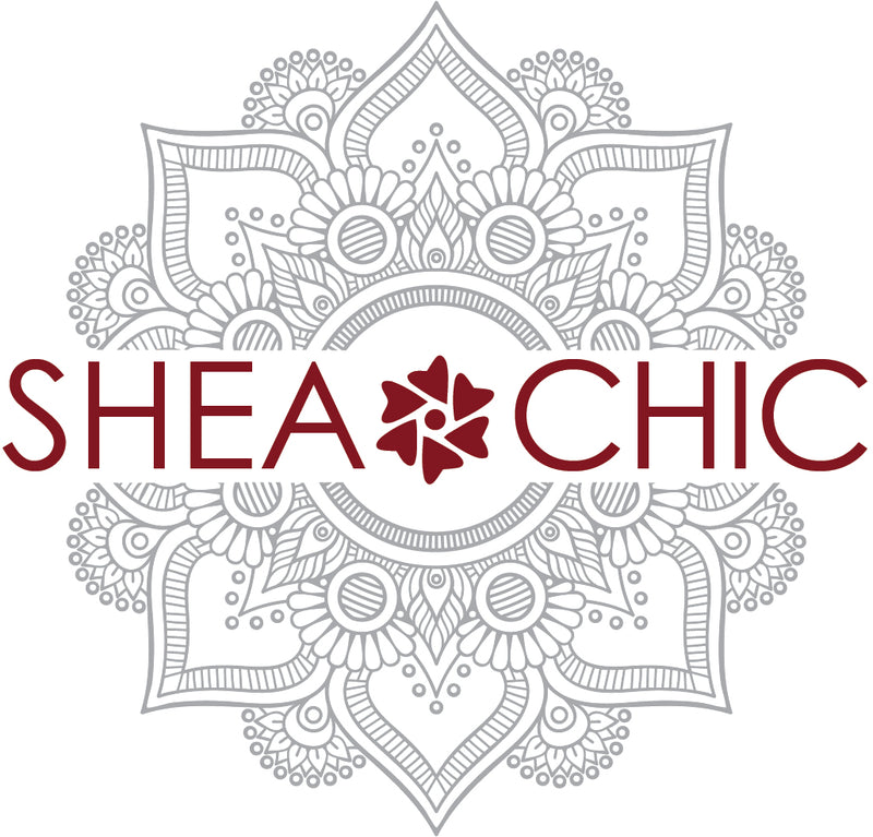 SHEA CHIC offers premium soap, lotions, oils and CBD topical wellness products using vegan and organic  ingredients, and minimal packaging to help conserve our environment.  We believe you should only use high quality ingredients on your skin, and we should all do our part to reduce the use of plastic packaging.