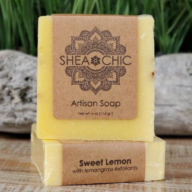 Sweet Lemon soap