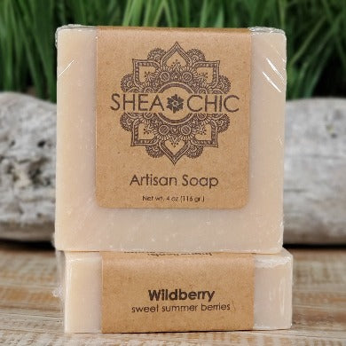 Wildberry soap
