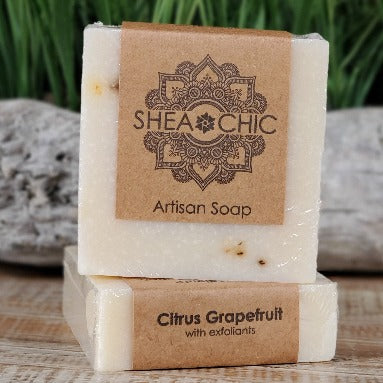 Citrus Grapefruit soap