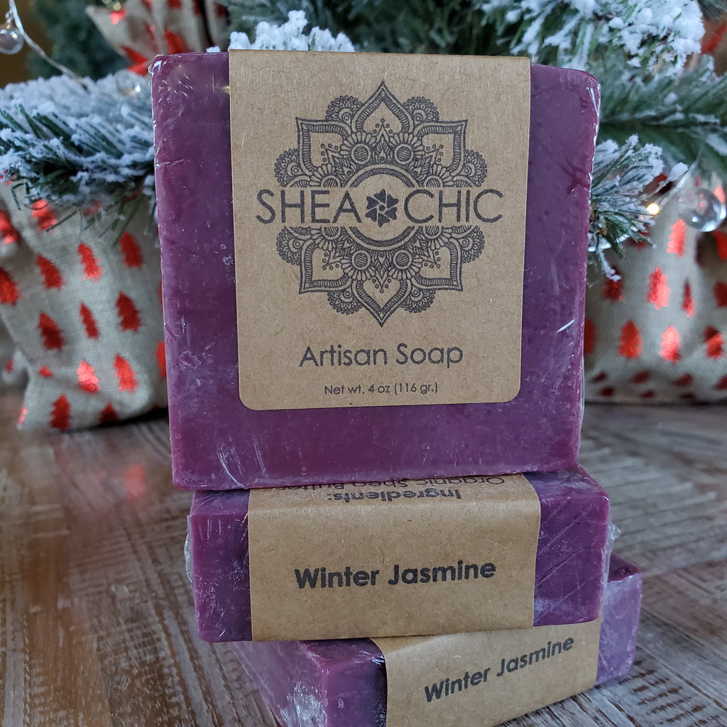 Winter Jasmine*** Holiday Soap***