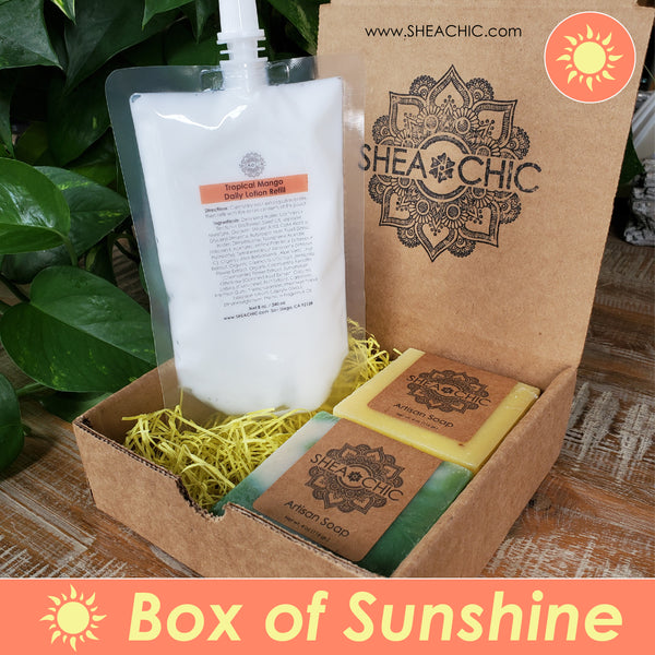 A Box of SUNSHINE - Send someone some LOVE