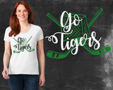 Hockey Team Graphic T-shirt