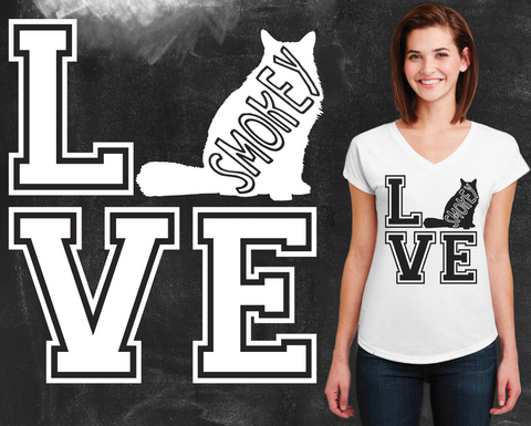 Himalayan Cat Love Shirt