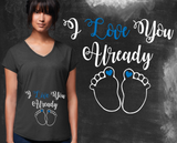 I Love You Already Graphic T-shirt