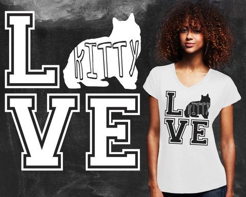 Manx Cat Love Shirt