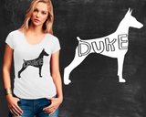 Doberman Pinscher Dog Shirt