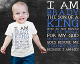 Son of a King Boys Graphic T-shirt