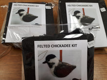 Felted Chickadee Kit
