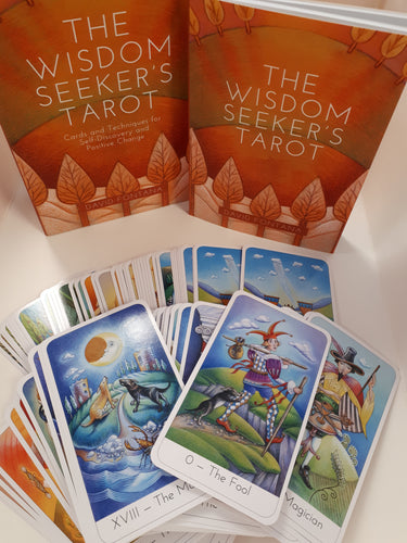 the Wisdom Seeker's Tarot
