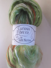 Avocado Merino Silk Wool Blend