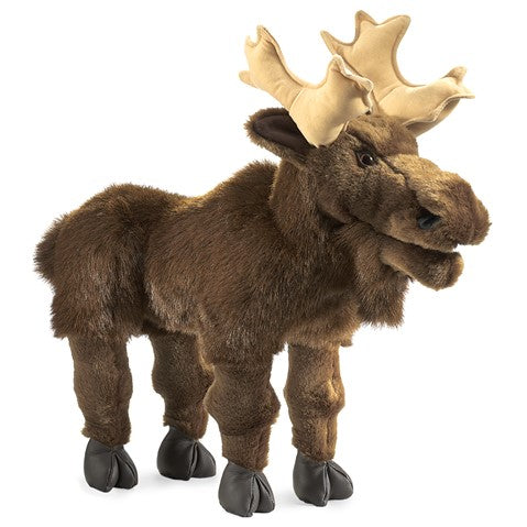 Large Moose Puppet