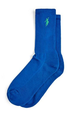 POLAR - No Comply Socks - Chaussettes /Royal Blue