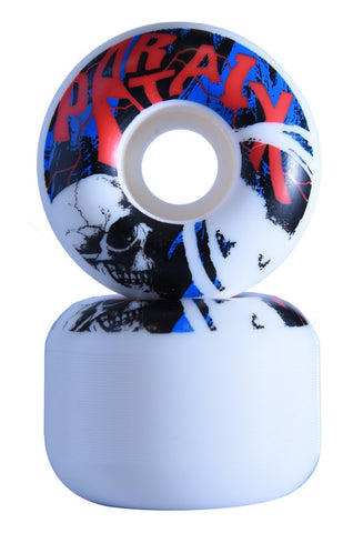 HAZE Wheels - Partaix - Optical Decay - 103A - 55mm