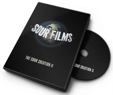 SOUR Skateboards - The Sour Solution II - DVD