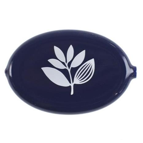 MAGENTA - Egg Coin Holder - Navy