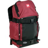 MOB Skateboards - Trouble Backpack /Red