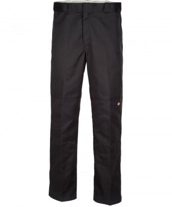 DICKIES - Double Knee Work Pant /Black