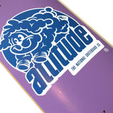 THE NATIONAL Skate Co - Attitude - 8.125""
