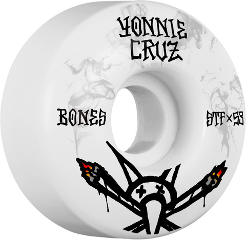 BONES - STF - V2 - Cruz - 53mm