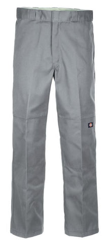 DICKIES - Double Knee Work Pant /Silver Grey