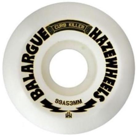 HAZE Wheels X Balargue Skateshop - 99A 53mm