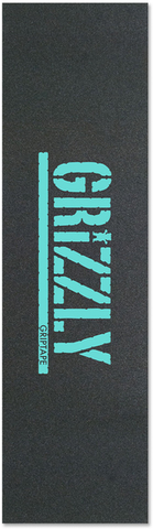 GRIZZLY - Stamp Print - Diamond Blue - Grip
