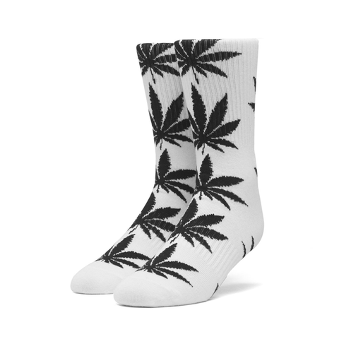HUF - Plantlife Socks /White