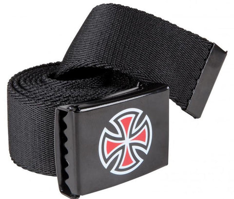 INDEPENDENT - BC Web Belt - Ceinture /Black