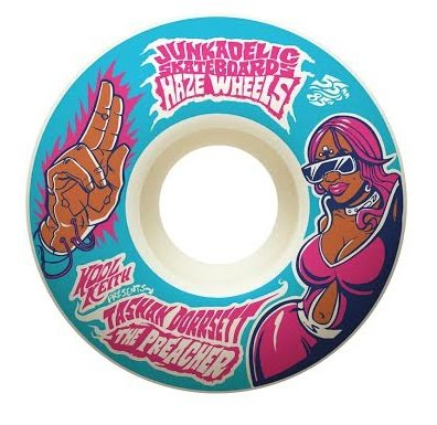 HAZE Wheels - Kool Keith - 85A 55mm