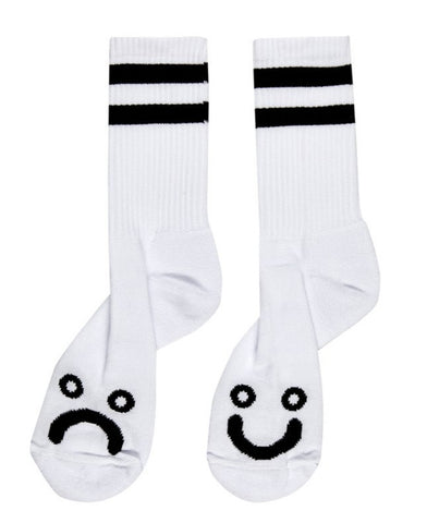 POLAR - Happy Socks - Chaussettes /White