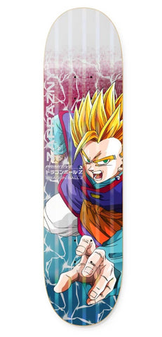 PRIMITIVE X DBZ - ZAPRAZNY - GOHAN POWER LEVEL - 8.38""