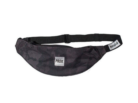 PARADOX - Waistbag - Banane / Midnight Camo