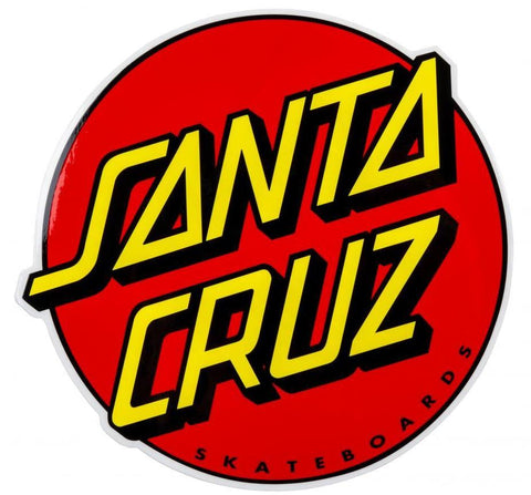 SANTA CRUZ - Classic Dot Large - Sticker