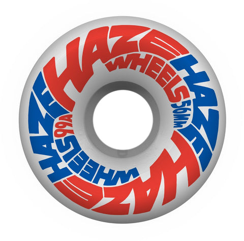 HAZE Wheels - Twirl Team - 99A 56mm