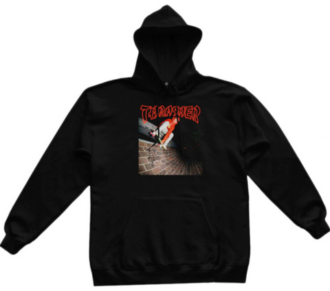 THRASHER - China Banks Hoodie - Sweat Capuche /Black