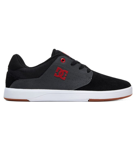 DC Shoes - Plaza TC S /Black-Grey-Red