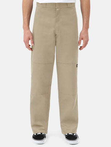 DICKIES - Double Knee Work Pant /Khaki