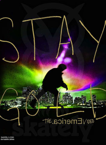 EMERICA - STAY GOLD DVD