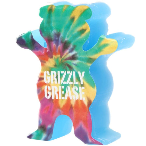 GRIZZLY - Grease Wax /Bleu