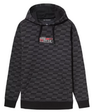 VANS X BAKER - Speed Check - Hoodie - Sweat Capuche /Black