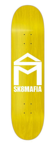 SK8MAFIA - House Logo - Assorted Stains - 7.25""