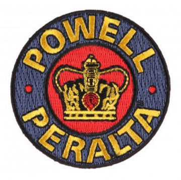 POWELL PERALTA - Supreme patch