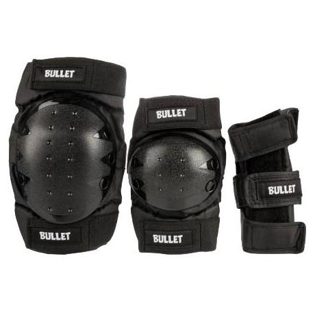 BULLET - Pack De Protection Adulte /Noir