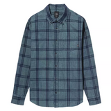 VANS - Sherwood - Chemise /Oil Blue