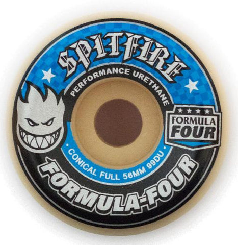 SPITFIRE - Formula 4 -  Conical Full - 99D  - 56mm