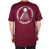 THEORIES OF ATLANTIS - Chaos Tee /Maroon